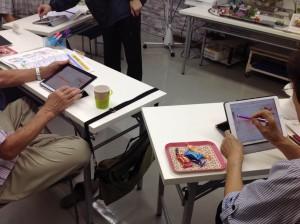 7/20 iPad教室