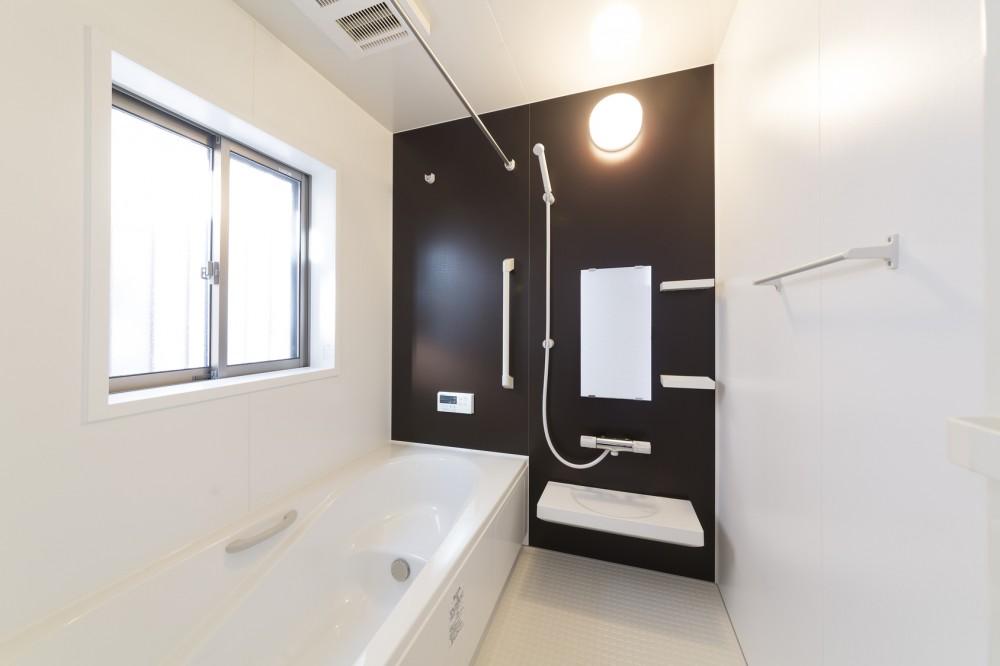 バスルーム 1坪サイズ 照明